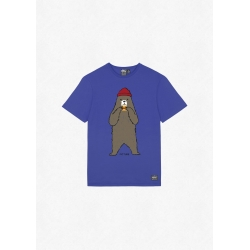 Tee Shirt Picture Ours Electric Blue 2022 pour