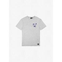 Tee Shirt Picture Cartoon BP Grey Melange 2022