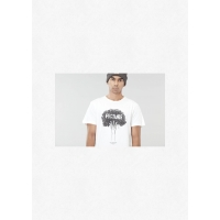 Tee Shirt Picture D&S Tree White 2022