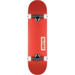 Skate Complet Globe Goodstock Red 7.75 2021 pour homme
