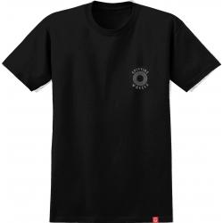 Tee shirt Spitfire Hollow Classic Pocket Black 2022 pour homme