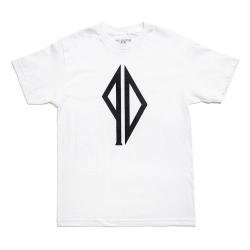 Tee Shirt PissDrunx Logo White 2022 pour homme