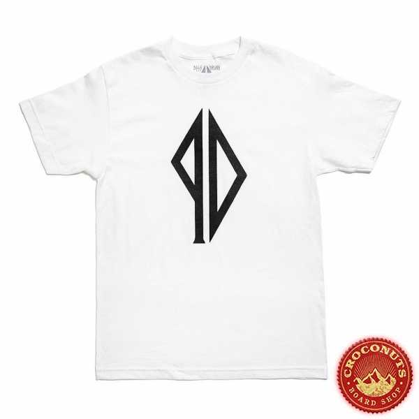Tee Shirt PissDrunx Logo White 2022