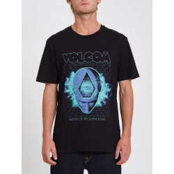 Tee Shirt Volcom Max Loeffler FA Black 2021 pour