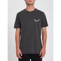 Tee Shirt Volcom Gasp High Black 2021