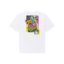Tee Shirt Element Escape Mind Optic White 2021 pour