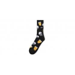 Chaussettes Vans Dive Bar Black 2021 pour