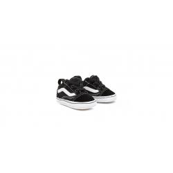 Shoes Vans Baby Old Skool Crib Black 2021 pour enfant