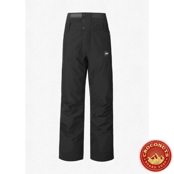 Pantalon Picture Object Black 2022