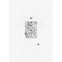 Tee Shirt Picture Activist White 2022 pour