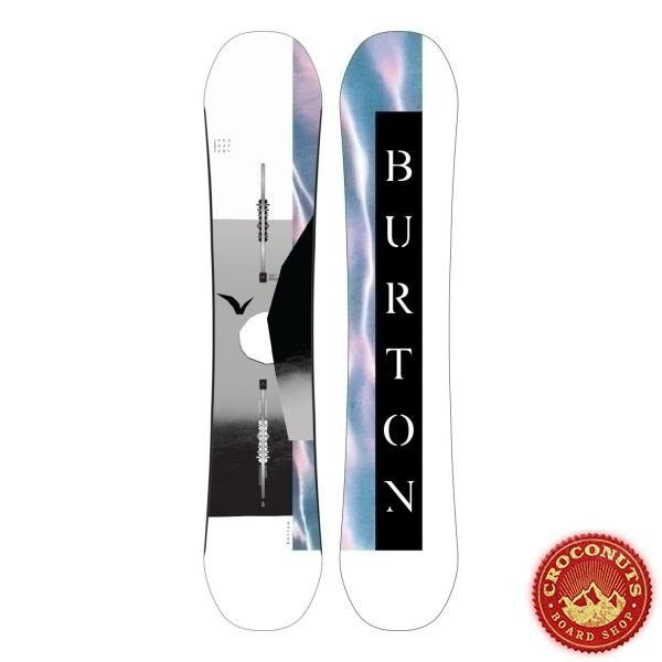 Board Burton Yeasayer Flat Top 2022