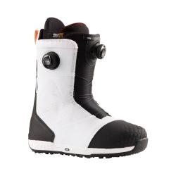 Boots Burton Ion Boa White Black 2022 pour homme