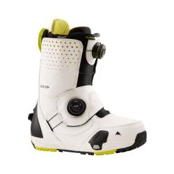 Boots Burton STEP ON Photon Stout White Yellow 2022 pour homme
