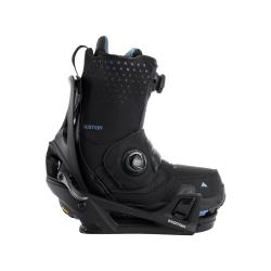Pack Boots Burton STEP ON Photon Black + Fixations Burton STEP ON Black 2022 pour homme