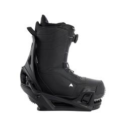 Pack Boots Burton STEP ON Ruler Black + Fixations Burton STEP ON Black 2022 pour homme