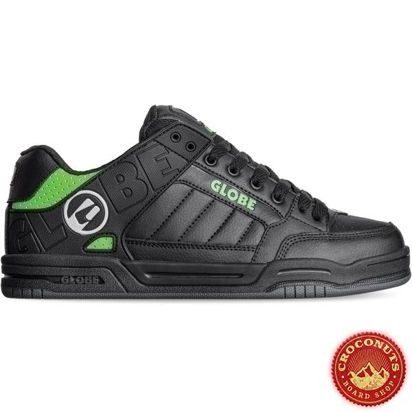 Shoes Globe Tilt Black Poison Green 2021