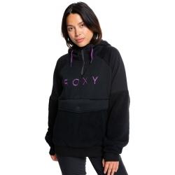 Fleece Roxy Porter True Black 2022 pour femme