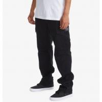 Pantalon DC Shoes Warehouse Cargo True Black 2022