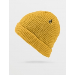 Bonnet Volcom Sweep Lined Resin Gold 2021 pour homme