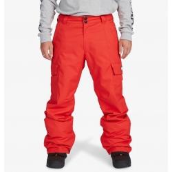 Pantalon DC Shoes Banshee Racing Red 2022 pour homme