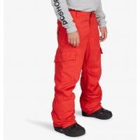 Pantalon DC Shoes Banshee Racing Red 2022
