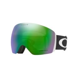 Masque Oakley Flight Deck XL Matte Black Prizm Jade 2022 pour homme