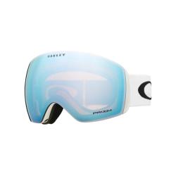 Masque Oakley Flight Deck XL Matte White Prizm Sapphire 2022 pour homme