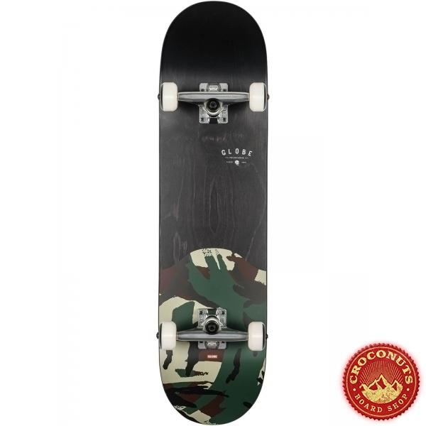 Skate Complet Globe G1 Argo Black Camo 8.125 2022