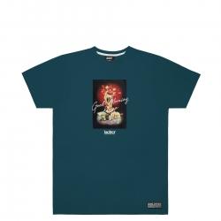 Tee Shirt Jacker Fancy Shooting Dark Teal 2022 pour