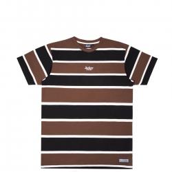 Tee Shirt Jacker Stripes Brown 2022 pour