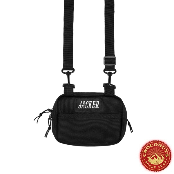 Sacoche Jacker GMK Tiny Bag Black 2021