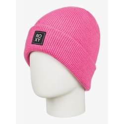 Bonnet Roxy Harper Shocking Pink 2021 pour femme