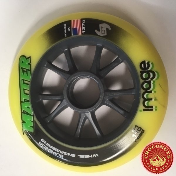 Roues Matter Image F1 110mm 2020