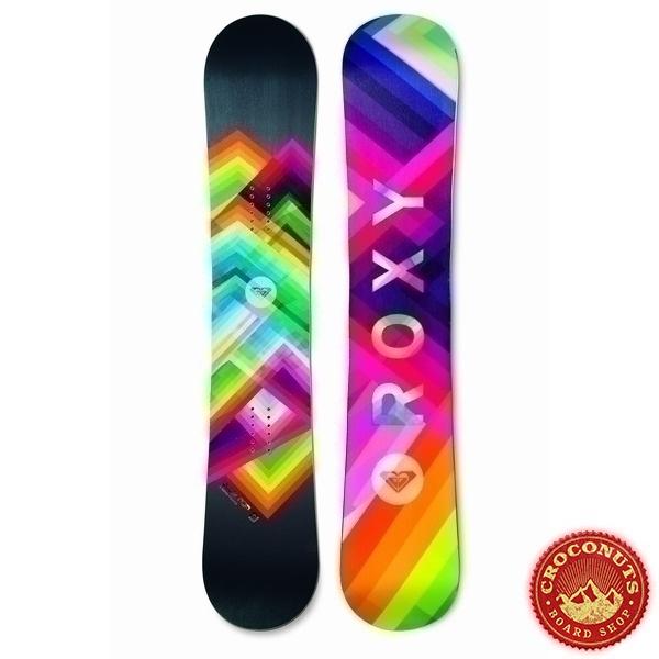 Board Femme Roxy Ollie Pop 2011
