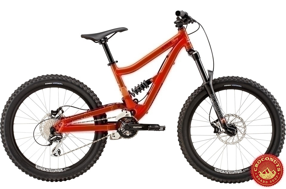vtt commencal supreme 24 2011 bike vtt dh vente en ligne. Black Bedroom Furniture Sets. Home Design Ideas