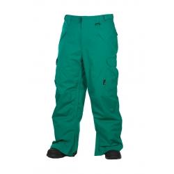 Pantalons Westbeach Upperlevel Pant Emerald Vert 2012 pour homme, pas cher