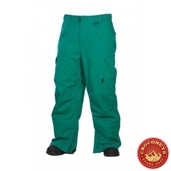 Pantalons Westbeach Upperlevel Pant Emerald Vert 2012