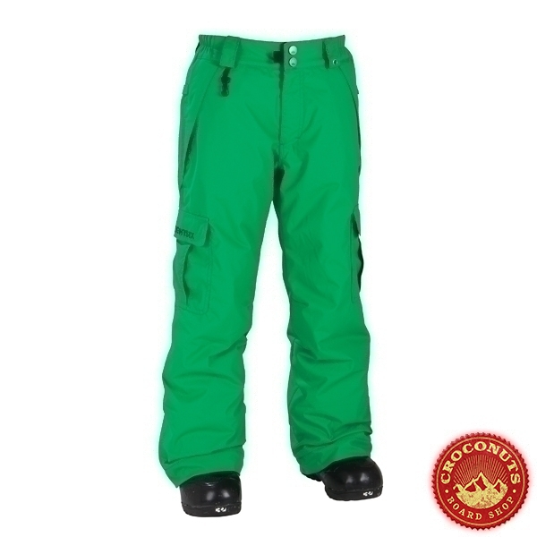 Pantalons 686 Mannual Ridge Insulated Kelly Green 2012