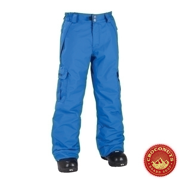 Pantalons 686 Mannual Ridge Insulated Royal 2012