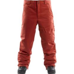 Pantalon Foursquare Work Ins Red 2012 pour homme, pas cher