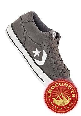 0b0fe66b66fa Chaussures Converse Rune Pro II Mid Charcoal 2011