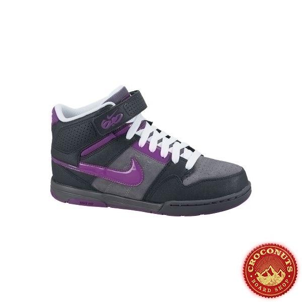 Chaussures Nike 6.0 Air Mogan Mid 2 Wm 2012
