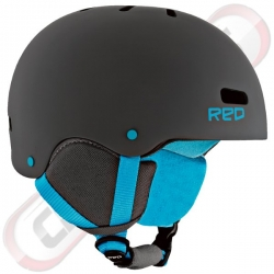 Casque Red Trace Grom Grey 2013 pour enfant