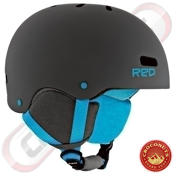 Casque Red Trace Grom Grey 2013