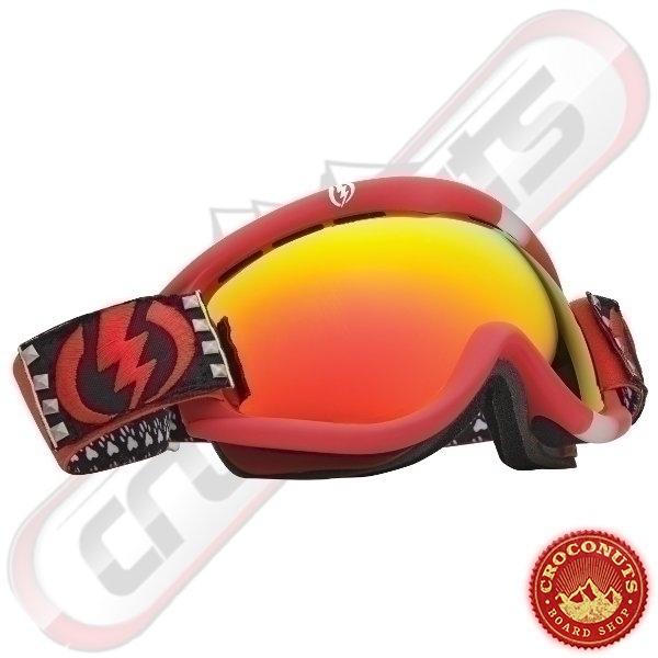 Masque Electric Eg1s Rids Cheryl Maas Bronze Red Chrome 2013