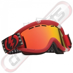 Masque Electric Eg1 Rids Cheryl Maas Bronze Red Chrome + Pink 2013 pour homme, pas cher