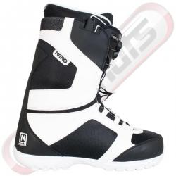 Boots Nitro Nomad Tls Black White
