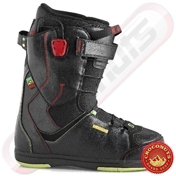 Boots Deeluxe Stage Cf Black Irie 2014