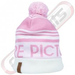 Bonnet Picture Avoriaz Pink 2014