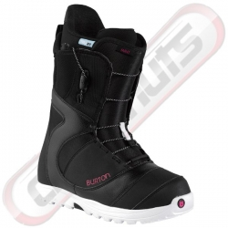Boots Burton Mint Black White Pink